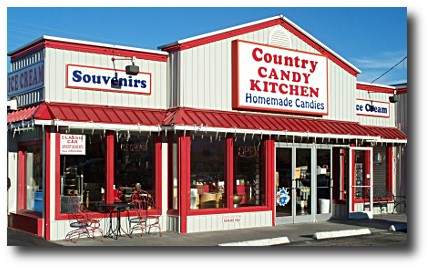 Come Visit Us In Pigeon Forge Country Candy Kitchen